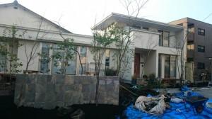cozy ガーデン 新築 植栽