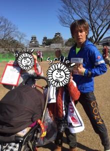 cozy 熊本城マラソン
