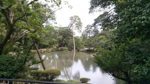 cozy garden 庭 兼六園