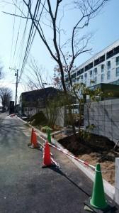 cozyの庭 エアポートホテル熊本様 ファサード工事